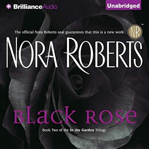 Black Rose audiobook cover art