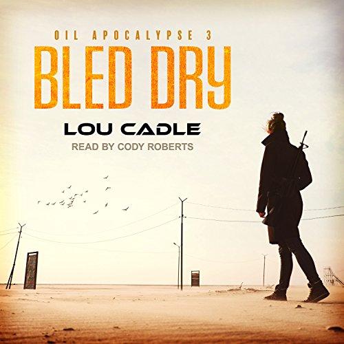 Bled Dry audiobook cover art