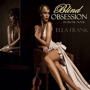 Blind Obsession audiobook cover art