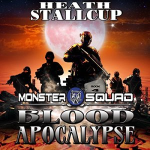 Blood Apocalypse audiobook cover art