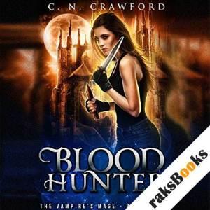 Blood Hunter audiobook cover art