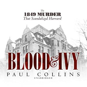Blood & Ivy audiobook cover art