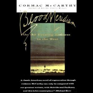 Blood Meridian audiobook cover art
