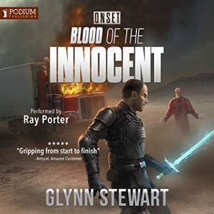 Blood of the Innocent audiobook cover art