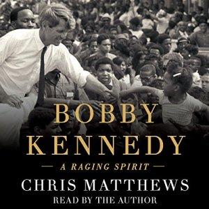 Bobby Kennedy audiobook cover art