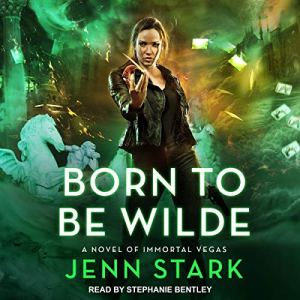 Born to Be Wilde audiobook cover art