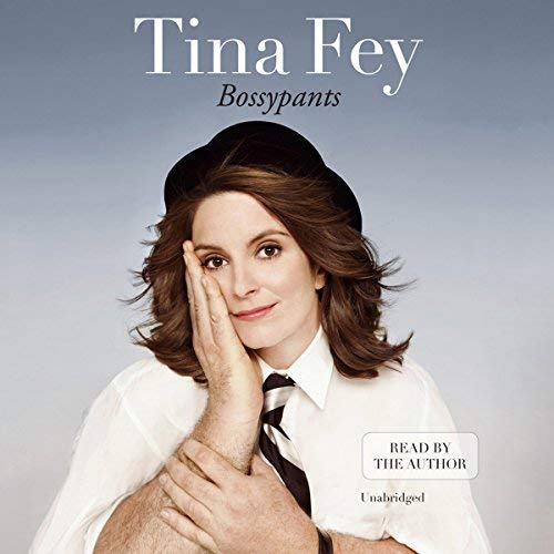 Bossypants audiobook cover art
