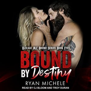 Bound by Destiny audiobook cover art