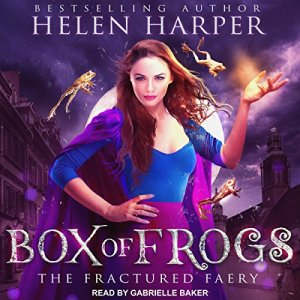 Box of Frogs audiobook cover art