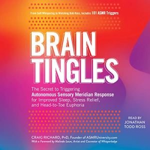 Brain Tingles audiobook cover art