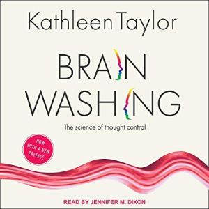 Brainwashing audiobook cover art