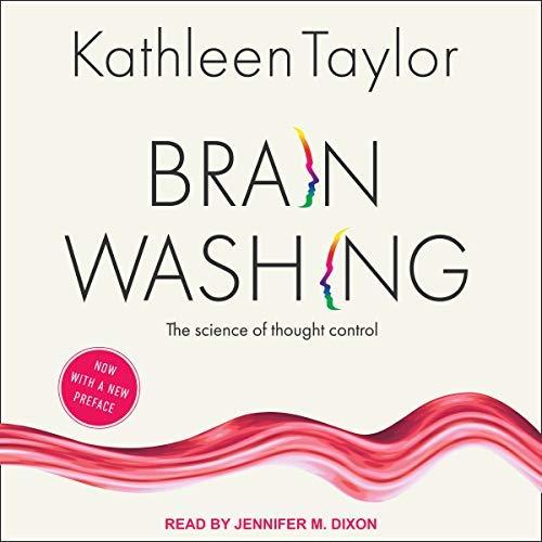 Brainwashing audiobook cover art