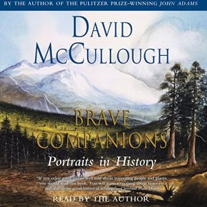 Brave Companions audiobook cover art