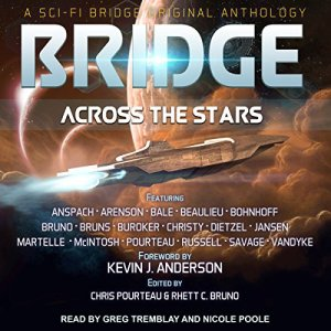 Bridge Across the Stars audiobook cover art
