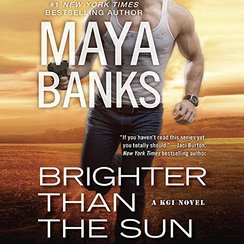Brighter Than the Sun audiobook cover art
