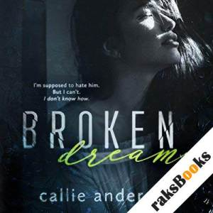Broken Dreams audiobook cover art