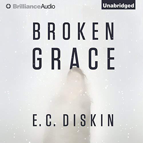Broken Grace audiobook cover art