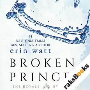 Broken Prince audiobook cover art