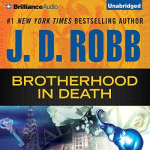 Brotherhood in Death audiobook cover art