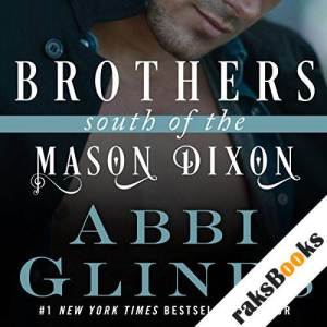 Brothers South of the Mason Dixon audiobook cover art