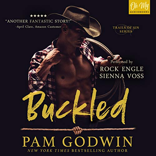 Buckled audiobook cover art