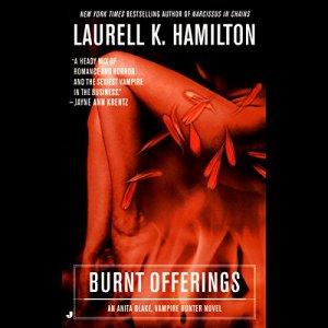 Burnt Offerings audiobook cover art