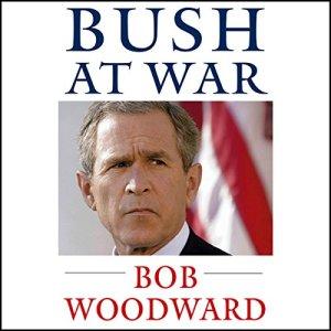 Bush at War audiobook cover art