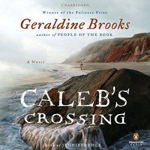 Caleb's Crossing audiobook cover art