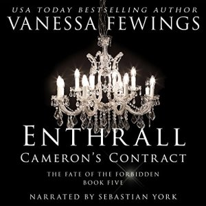 Cameron's Contract audiobook cover art