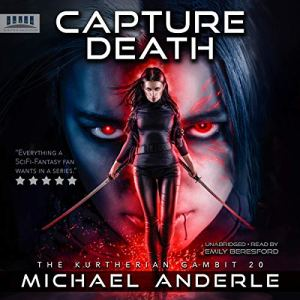 Capture Death audiobook cover art