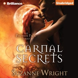 Carnal Secrets audiobook cover art