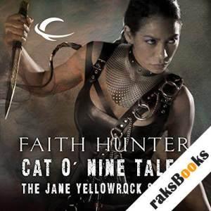 Cat o' Nine Tales audiobook cover art