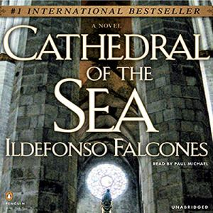 Cathedral of the Sea audiobook cover art