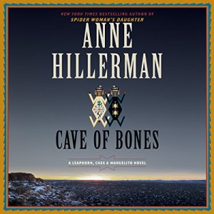 Cave of Bones audiobook cover art
