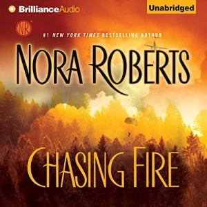 Chasing Fire audiobook cover art