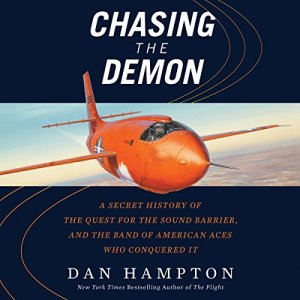 Chasing the Demon audiobook cover art