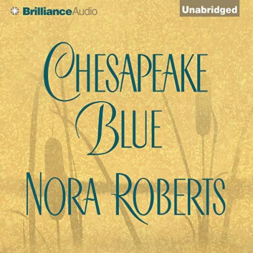 Chesapeake Blue audiobook cover art