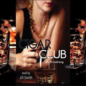 Cigar Club audiobook cover art