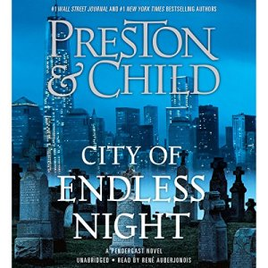 City of Endless Night audiobook cover art