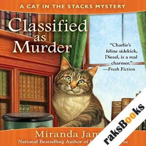 Classified as Murder audiobook cover art