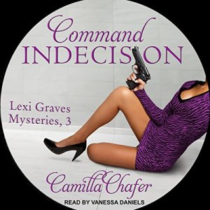 Command Indecision audiobook cover art