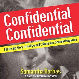 Confidential Confidential audiobook cover art