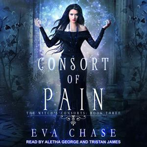 Consort of Pain audiobook cover art