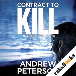 Contract to Kill audiobook cover art