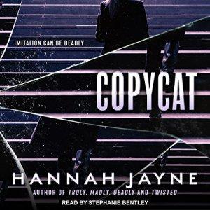 Copycat audiobook cover art