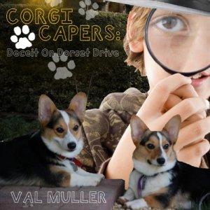 Corgi Capers audiobook cover art
