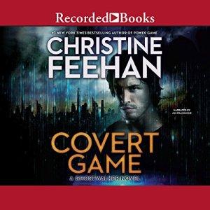 Covert Game audiobook cover art