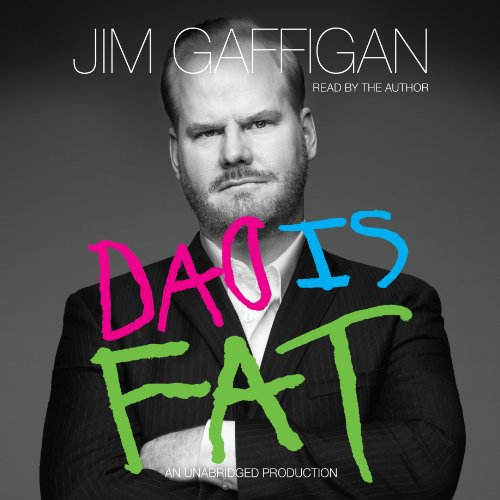 Dad Is Fat audiobook cover art