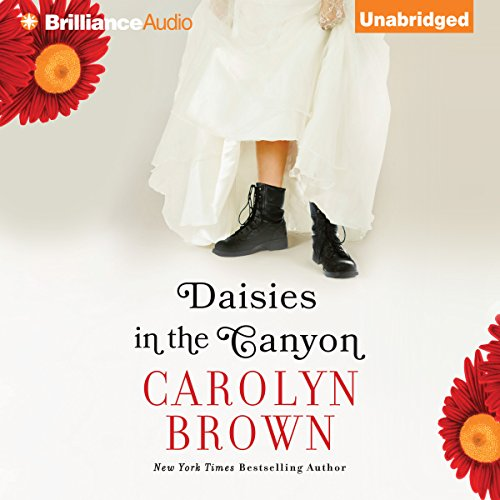 Daisies in the Canyon audiobook cover art
