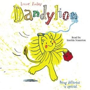 Dandylion audiobook cover art